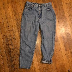 Vintage Gitano mom jeans high waisted
